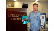 Mauro Zukerman: o Leiloeiro mais Rápido do Mundo